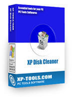 XP Disk Cleaner screenshot